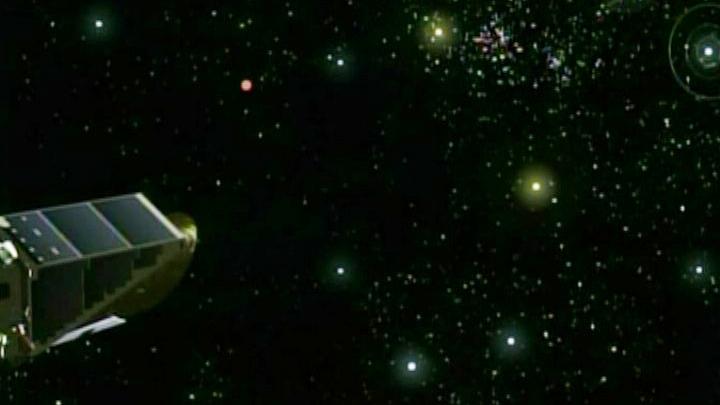 Le téléscope Kepler