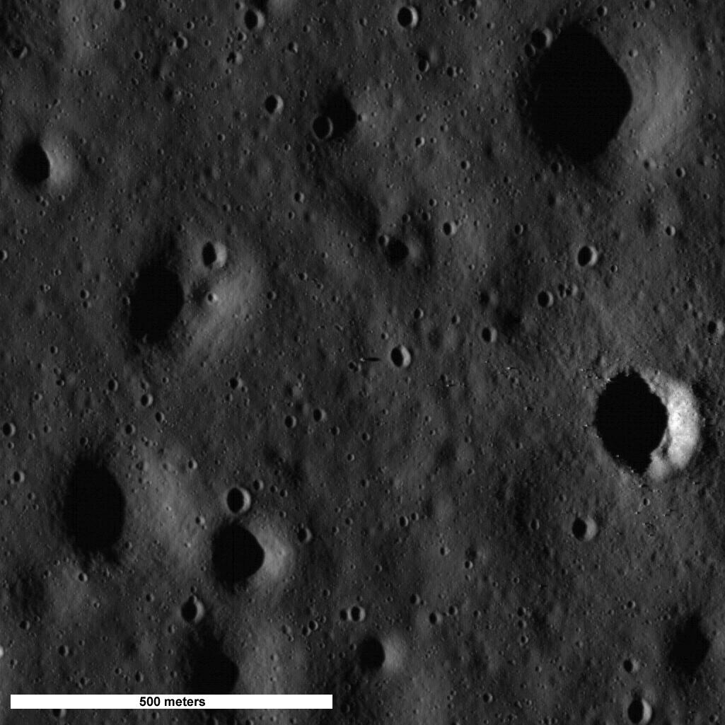 Le module lunaire d'Apollo 11, Eagle