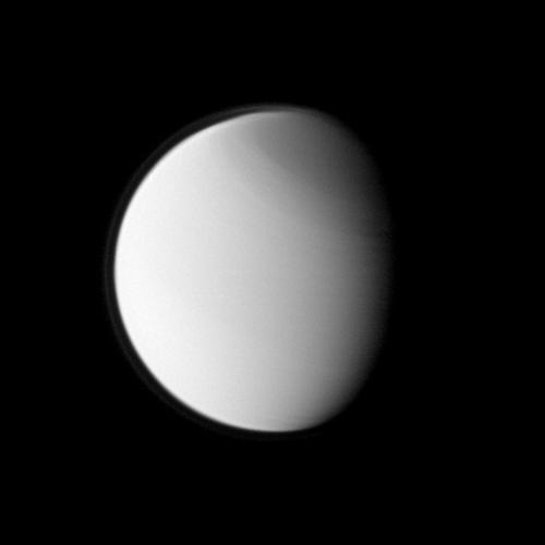 Titan vu par Cassini