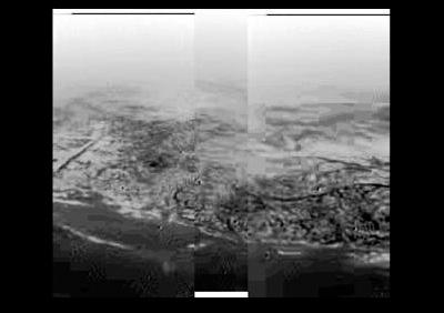 Titan vu par Huygens