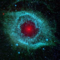Helix vu par Spitzer