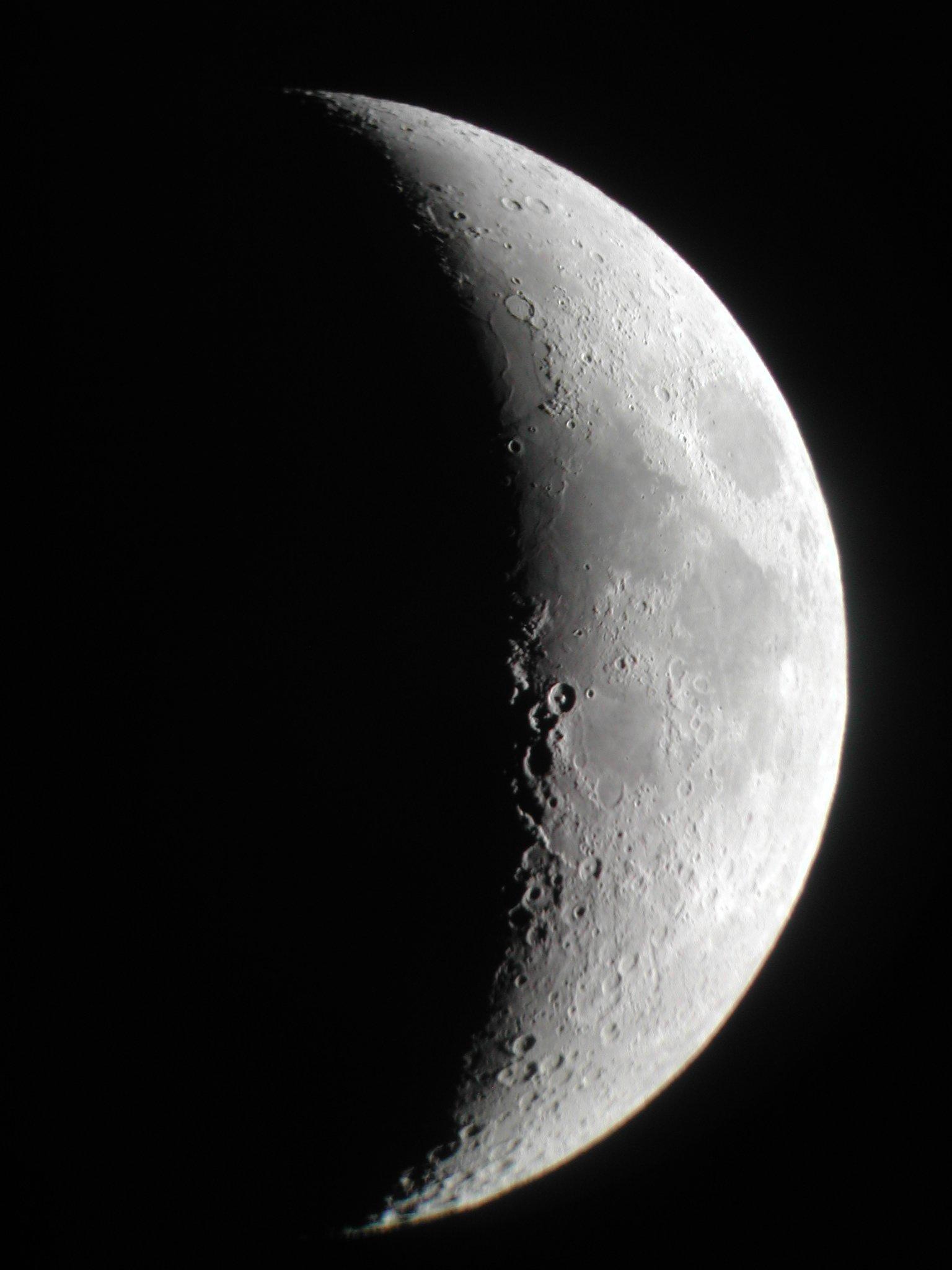 Lune de 5 jours image John French Michigan State University