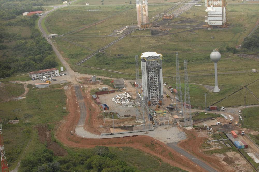 La Zone de lancement Vega (ZLV)