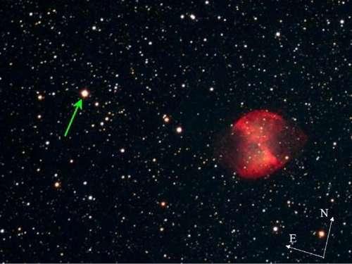 L'étoile HD 189733