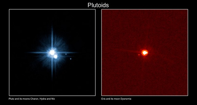 Deux Plutoïdes