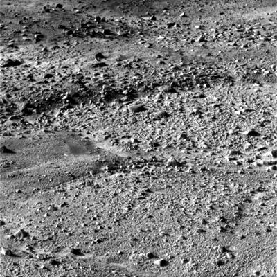 La surface de Mars vu par Phoenix