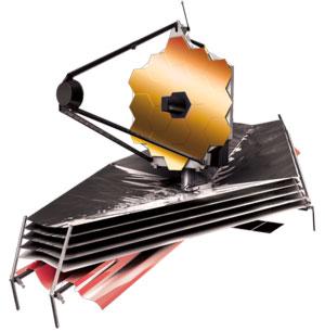 Le télescope spatial James Webb