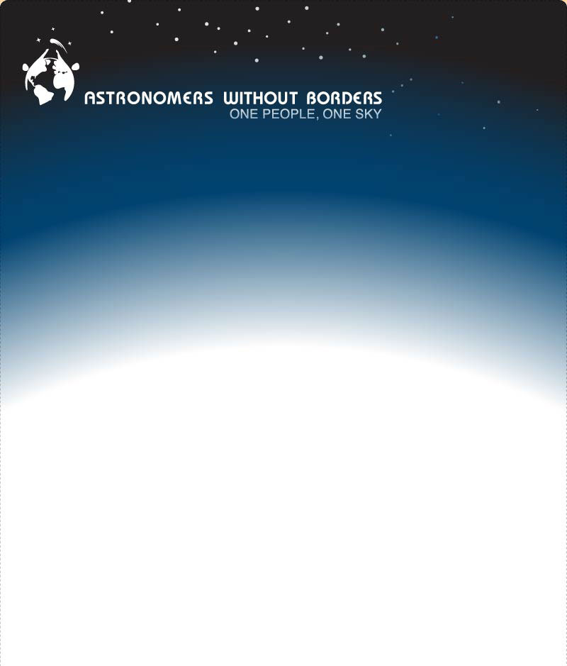 Astronomers Without Borders (AWB)