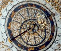 Astrolabe: Horloge astronomique de la cathédrale saint-Jean de Lyon